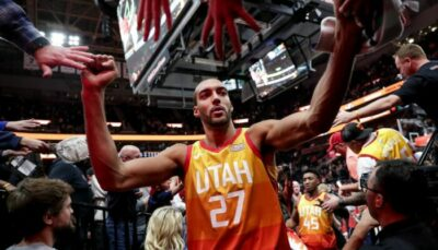 NBA – Même 2K réagit au record all-time de Rudy Gobert !