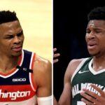 NBA – Giannis révèle ce qu'il a piqué à Russell Westbrook