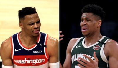 NBA – « Dites à Westbrook et Giannis de jouer en Europe, ce serait des flops ! »
