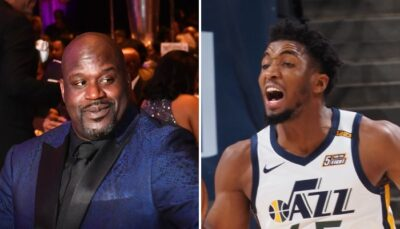 NBA – Shaq révèle pourquoi il a bombardé Donovan Mitchell
