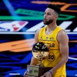 NBA – Steph Curry met le feu lors du concours à 3-points, les joueurs réagissent !