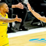 NBA – L'incroyable show longue distance de Steph Curry et Damian Lillard