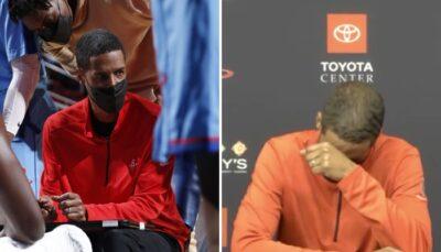NBA – Le coach des Rockets craque après la 20ème défaite de rang, les images virales