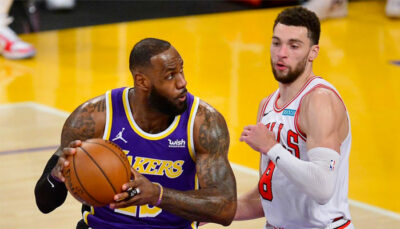 NBA – Le Laker très sérieusement dans le collimateur des Bulls