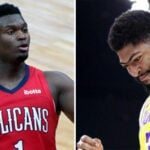 NBA – Zion pique un nouveau record à Anthony Davis !