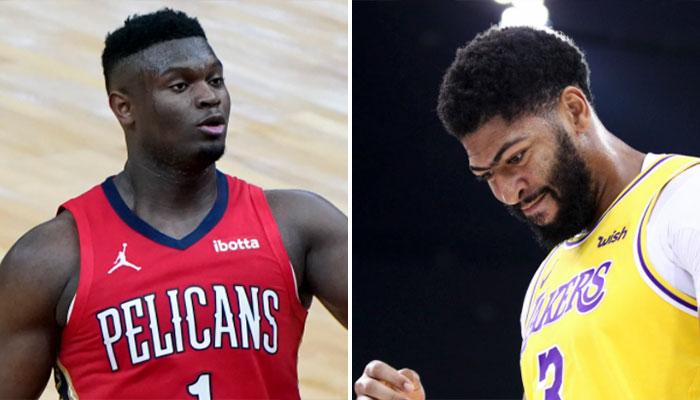 Zion pique un nouveau record à Anthony Davis ! NBA