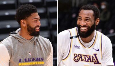 NBA – Davis révèle le duo dont il veut s'inspirer avec Andre Drummond