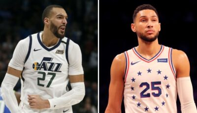 NBA – Rudy Gobert tacle à son tour Ben Simmons !