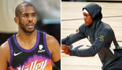 NBA – Pourquoi Rajon Rondo et Chris Paul se détestent selon Lue