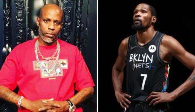 De nombreuses stars NBA ont réagi à la mort du rappeur DMX