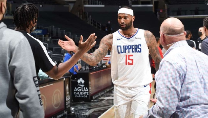 DeMarcus Cousins a été bon pour ses premiers pas sous le maillot des Clippers