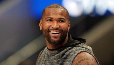 NBA – La blague géniale de DeMarcus Cousins sur son niveau actuel