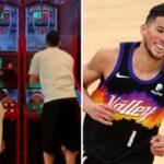 NBA – La vidéo buzz de Devin Booker qui pulvérise Kylie Jenner