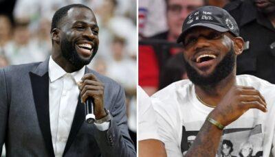 NBA – Draymond félicite LeBron, qui répond… en trollant !