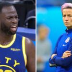 NBA – « Inacceptable » : Megan Rapinoe saccage Draymond Green