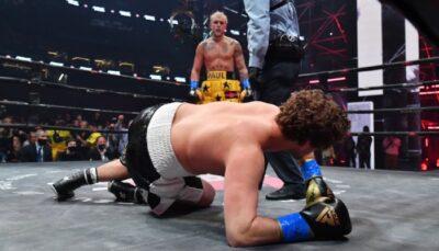 NBA – La décla incendiaire de Jake Paul après son nouveau KO à la Robinson !