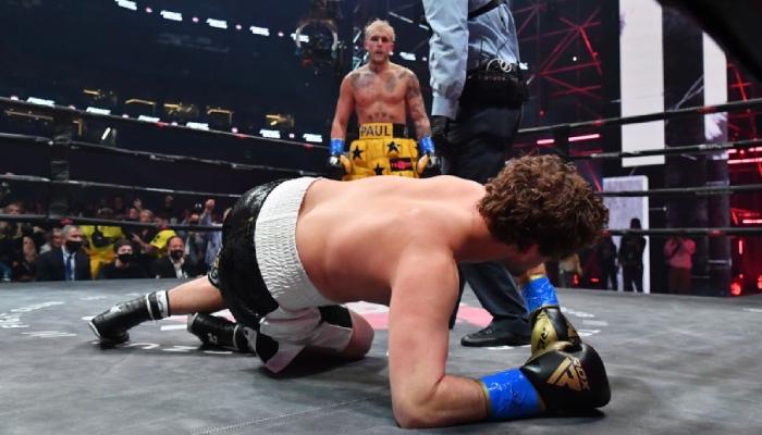 Jake Paul a lâché un trash talking sauvage à Ben Askren après sa victoire par KO