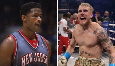 NBA – Un ancien joueur défie et menace Jake Paul : « Je vais le coucher en un round ! »