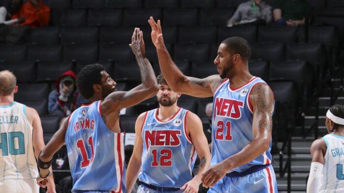 LaMarcus Aldridge signe des débuts réussis pour les Brooklyn Nets.