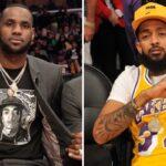 NBA – Le message de LeBron pour les 2 ans de la mort de Nipsey Hussle