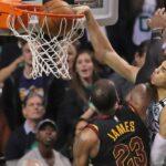 NBA – La prime de 500 dollars pour dunker sur LeBron