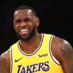 NBA – LeBron James fait un teasing WTF