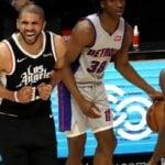NBA – Une star française s'invite au Staples Center pour voir Nico Batum !