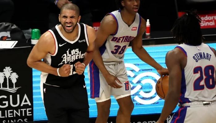 Nicolas Batum brille avec les Clippers, et notamment au contre