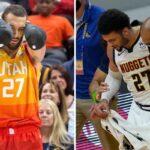 NBA – Rudy Gobert réagit à la terrible blessure de Jamal Murray