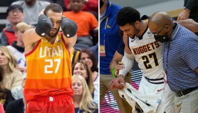 NBA – Rudy Gobert réagit à la terrible blessure de Jamal Murray