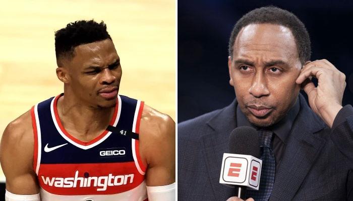 NBA Stephen A Smith dégomme le Brodie