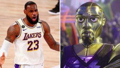 NBA – Les têtes Looney Tunes de Klay, Lillard et Davis révélées !