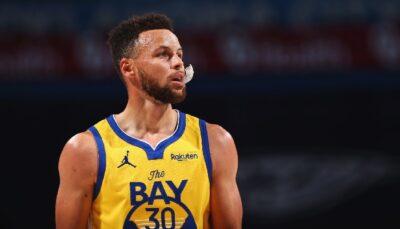 NBA – La vérité derrière l'étrange nouvelle photo de profil de Steph Curry