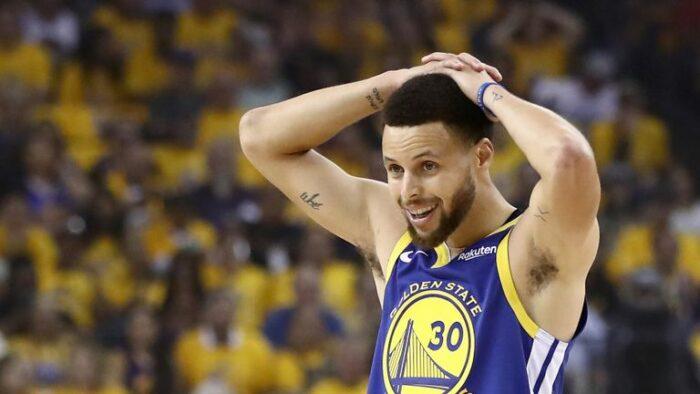 NBA Stephen Curry l'avait mauvaise après la branlée subie contre Dallas