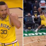 NBA – Le panier totalement inhumain de Steph Curry