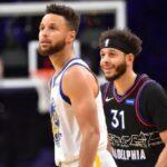 NBA – Enorme coup de chaud de Seth Curry, Steph tweete directement !