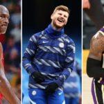 NBA – LeBron ou Jordan ? Timo Werner a fait son choix !