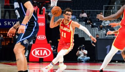 NBA – Trae Young s'explique sur son nouveau look