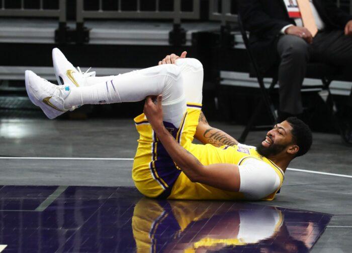 Anthony Davis aux Lakers