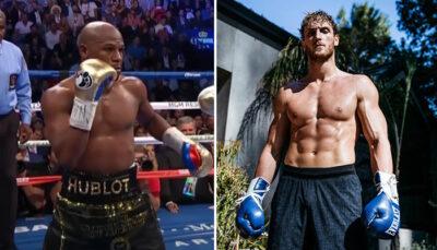 Boxe – Logan Paul tease son combat contre Mayweather avec une décla épique !