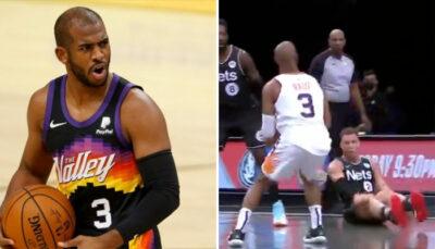 NBA – Chris Paul envoie son ancien coéquipier Blake Griffin à terre !