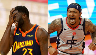 NBA – Le violent manque de respect de Bradley Beal contre Draymond Green