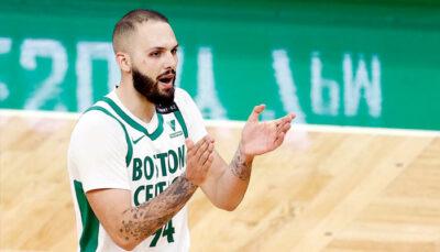 NBA – En grande difficulté pour son retour, Evan Fournier revient sur son absence