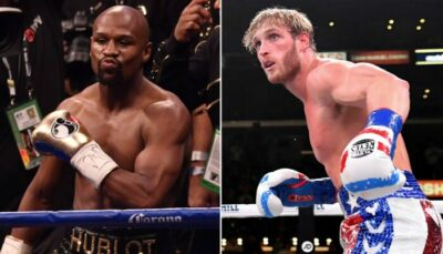 Fight – Une photo de Logan Paul et Floyd Mayweather fait le buzz !