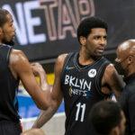 NBA – La stat désastreuse de Kyrie Irving après la blessure de Kevin Durant