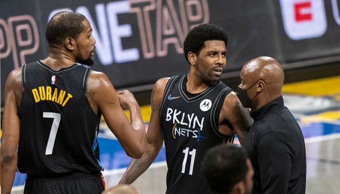 Le geste de colère de Kyrie Irving après son éjection polémique avec un Laker NBA