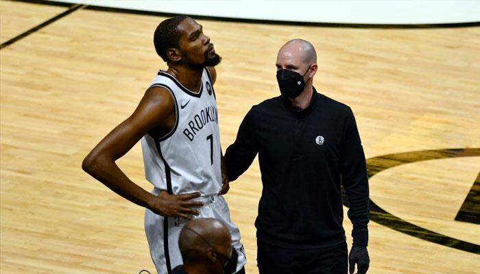 Première update concernant la blessure de Kevin Durant NBA