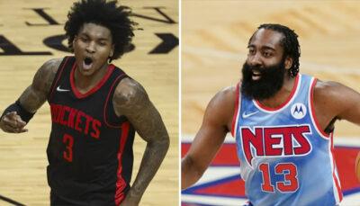 NBA – L'hilarante comparaison entre Kevin Porter Jr et James Harden après son carton