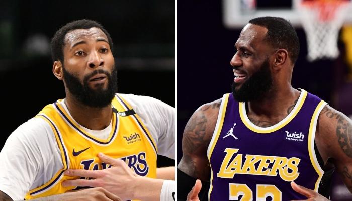 Le pivot star des Los Angeles Lakers, Andre Drummond, avoue avoir du mal à prendre conscience qu'il va bientôt évoluer aux côtés de LeBron James