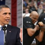 NBA – Barack Obama s'associe à Shaq et Barkley